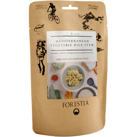 Forestia Outdoor Maaltijd Vegan 350g, Meditteranean Vegetable Rice Stew
